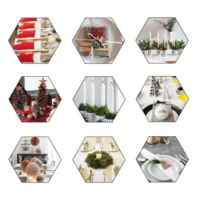 comida y mesa navidad2